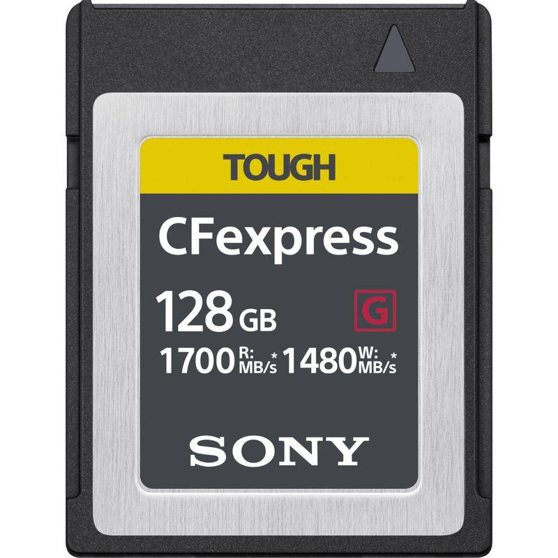 Sony-CFexpress-Tip-B-Seria-CEB-G-Card-de-Memorie-128-GB