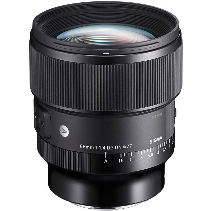 Sigma-85mm-Obiectiv-Foto-Mirrorless-F1.4-DG-DN-HSM-Mark-II-Art-Montura-Sony-FE-01