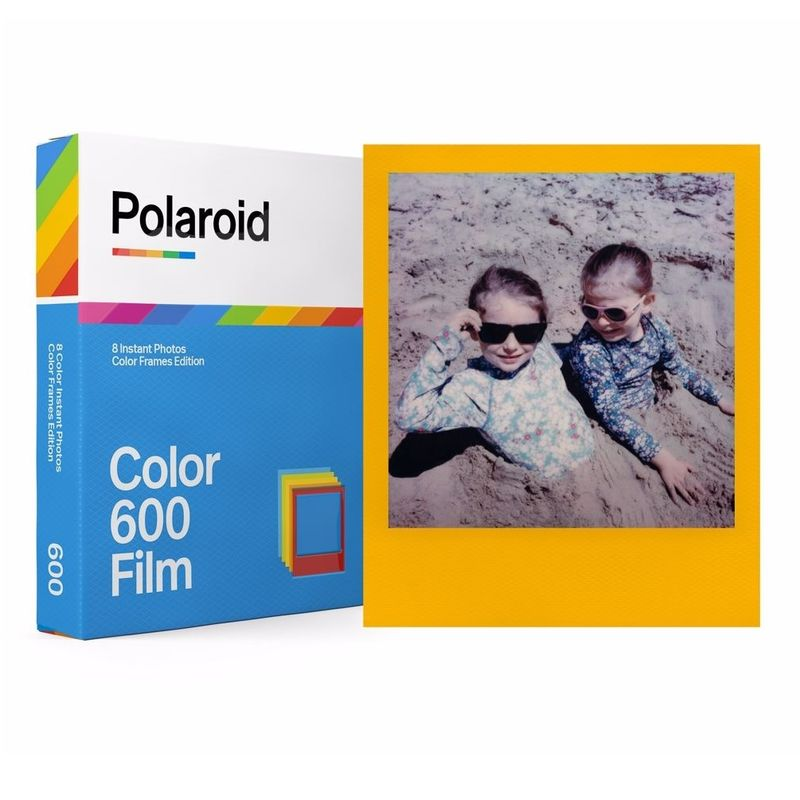 Polaroid-Originals-600-Film-Instant-Color-cu-Rame-Colorate
