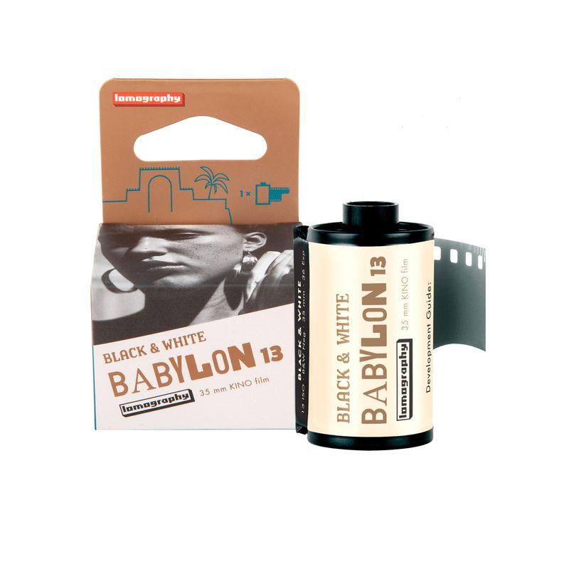 Lomography-Babylon-Kino-Film-Alb-Negru-35mm-ISO-13