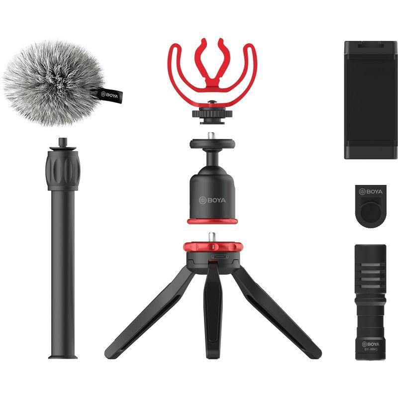 Boya-BY-VG330-Kit-Vlogging