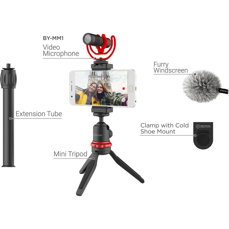 Boya-BY-VG330-Kit-Vlogging.2