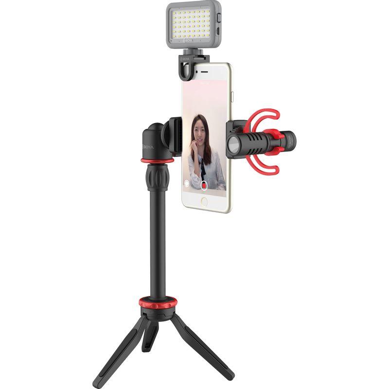 Boya-BY-VG330-Kit-Vlogging.3