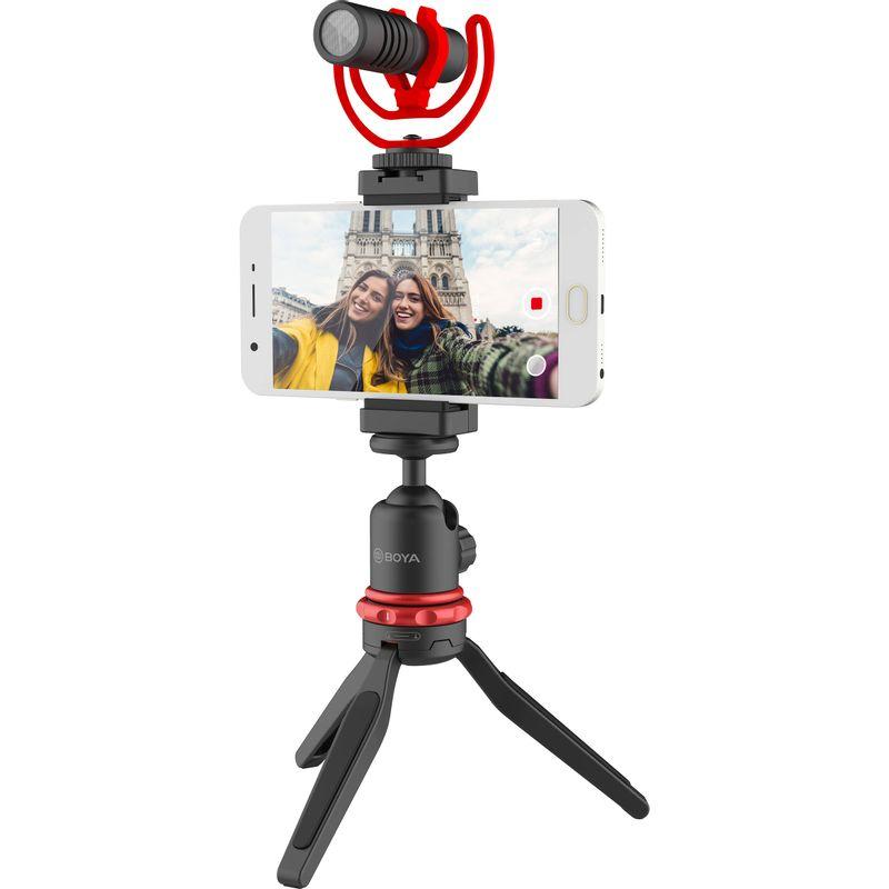 Boya-BY-VG330-Kit-Vlogging.4