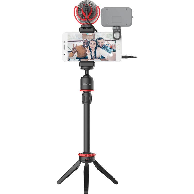 Boya-BY-VG330-Kit-Vlogging.5