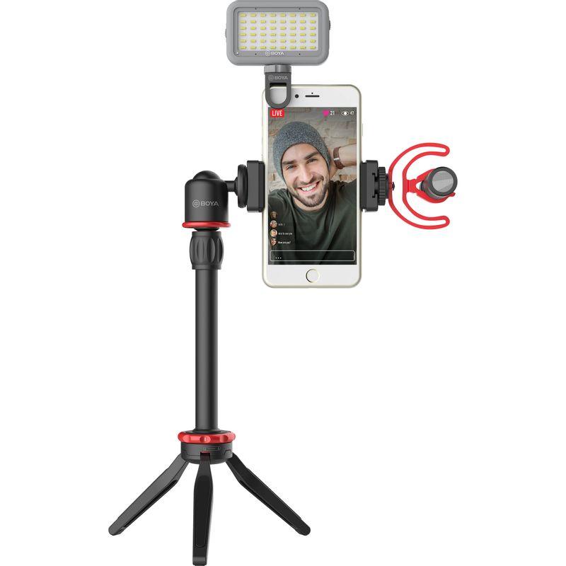 Boya-BY-VG330-Kit-Vlogging.6