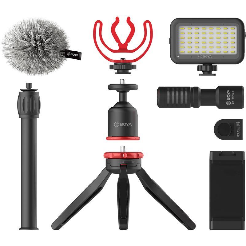 Boya-BY-VG350-Kit-Vlogging