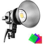 GVM P80S Lampa LED 80W cu Sistem de Racire Inteligent