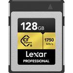 Lexar Professional Card de Memorie CFexpress 128GB 1750MB/s