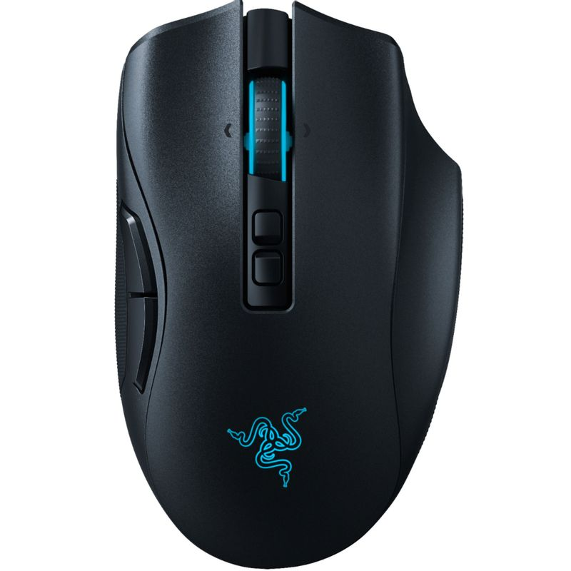 Razer-Naga-Pro-Mouse-Gaming-Wireless-Negru