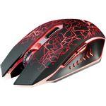Trust GXT 107 Izza Mouse Gaming Wireless Iluminare RGB Negru