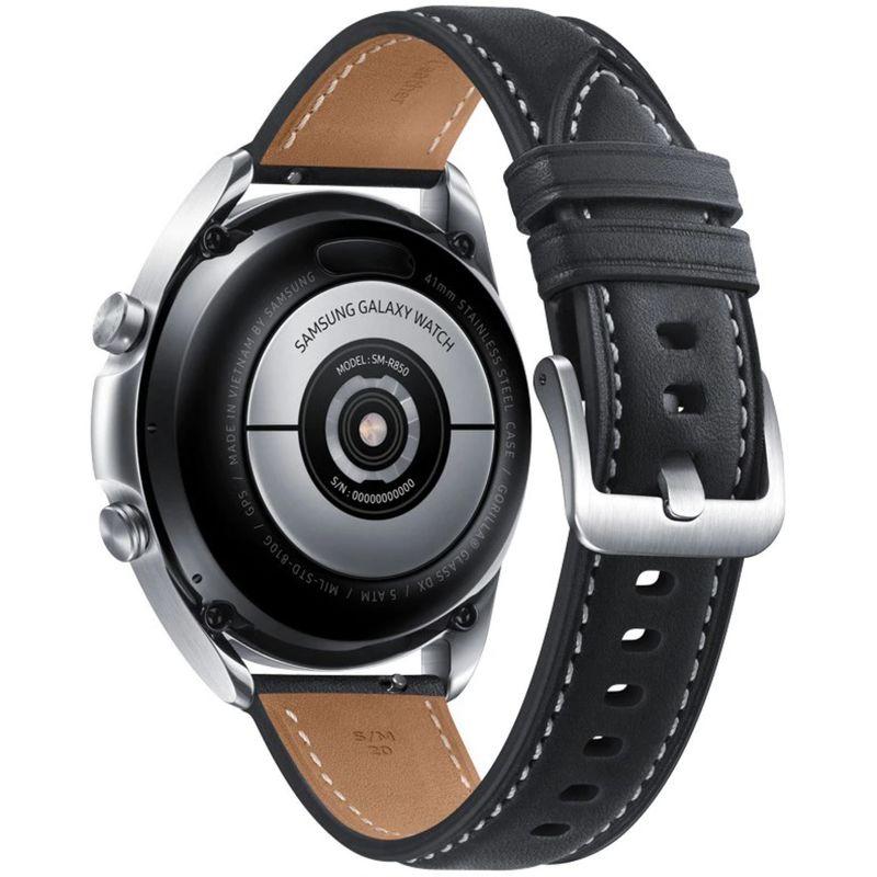 Ceas-Smartwatch-Samsung-Galaxy-Watch-3-41-mm-Bluetooth-Silver-3