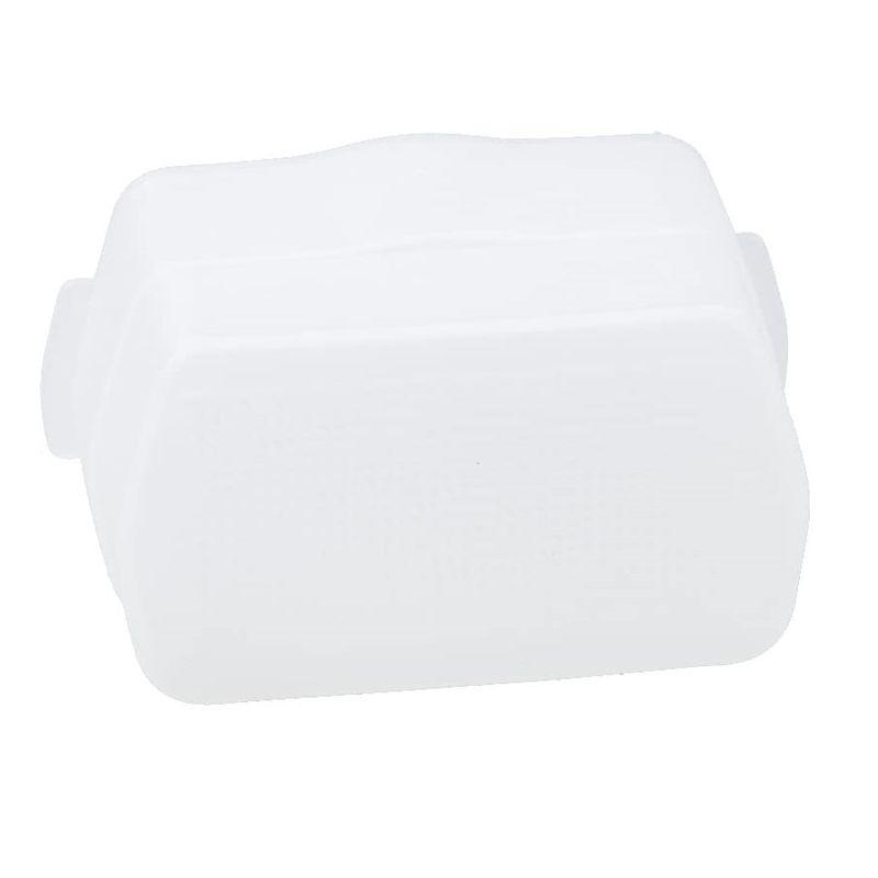 White-Bounce-Diffuser-Dome-pentru-Canon-580EX-580EX-II-Godox-V860-II