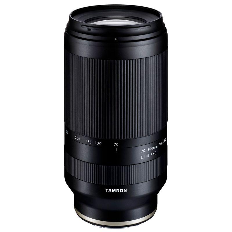 Tamron-70-300mm-Obiectiv-Foto-Mirrorless-F4.5-6.3-RXD-III-Montura-Sony-E