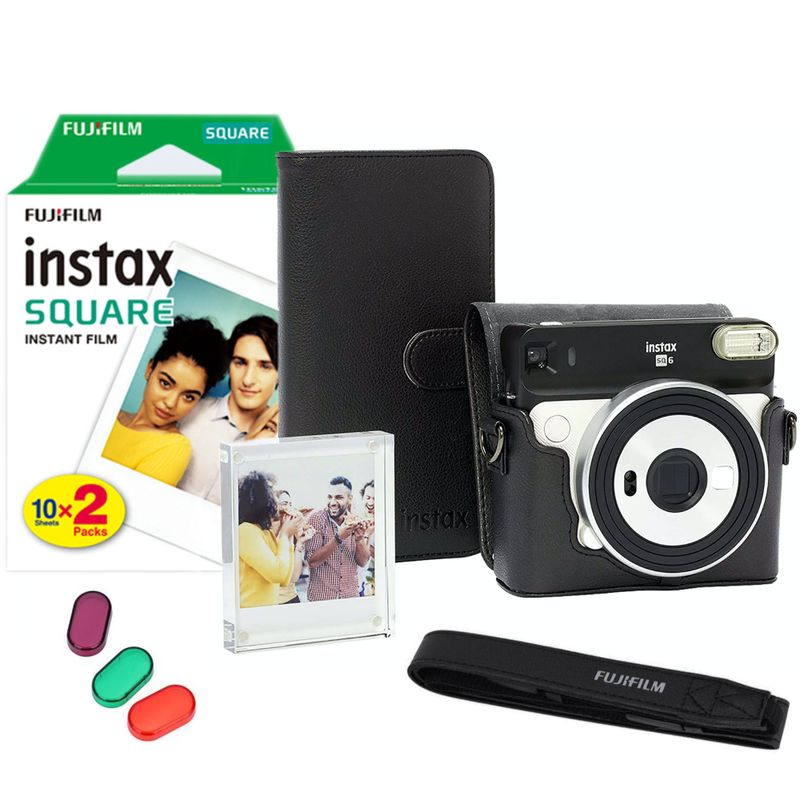 SQ6KB-SQ6-CAMERA-KIT-FILM2X10--ALBUM--HUSA-RAMA-BLACK
