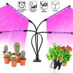 Kathay-LED-Grow-Light-Lampa-Crestere-Plante-cu-4-Brate-Flexibile