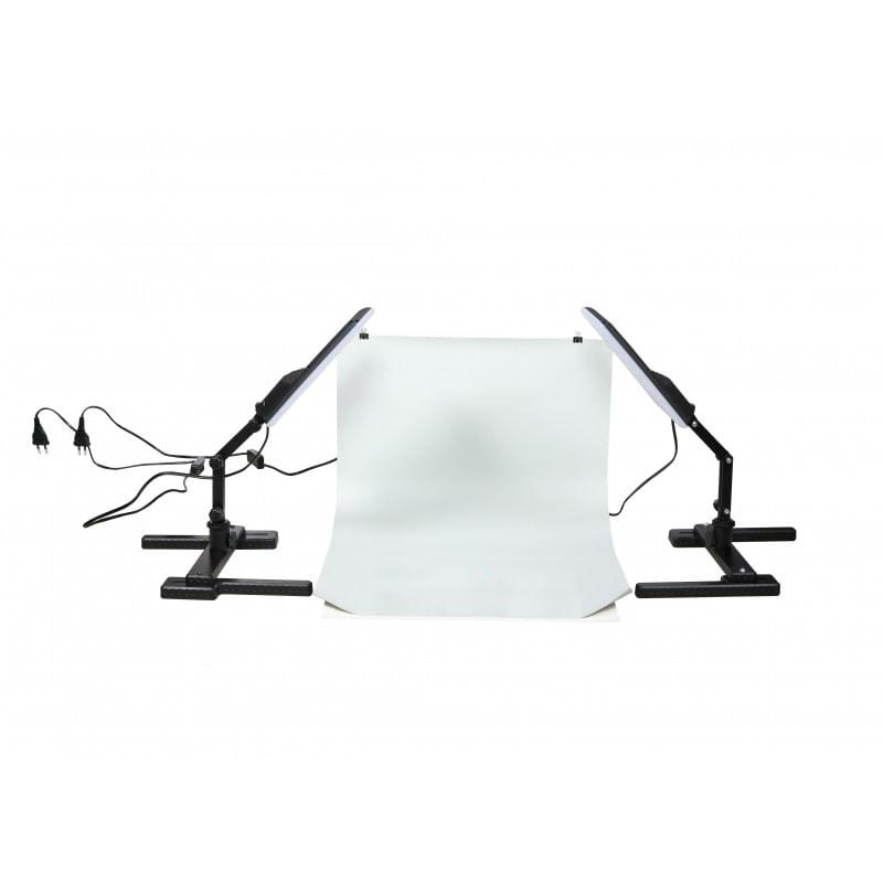 Nanlite-Compac-20-Kit-2-Lampi-LED-Slim-Soft-Light-pentru-Studio