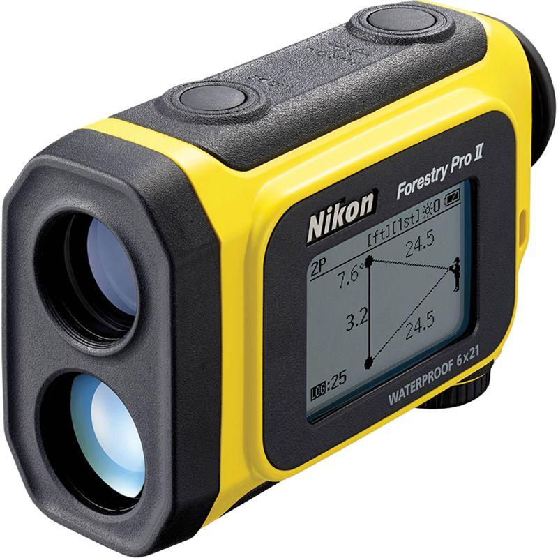 Nikon-Forestry-Pro-II-Telemetru-Laser-1600-m