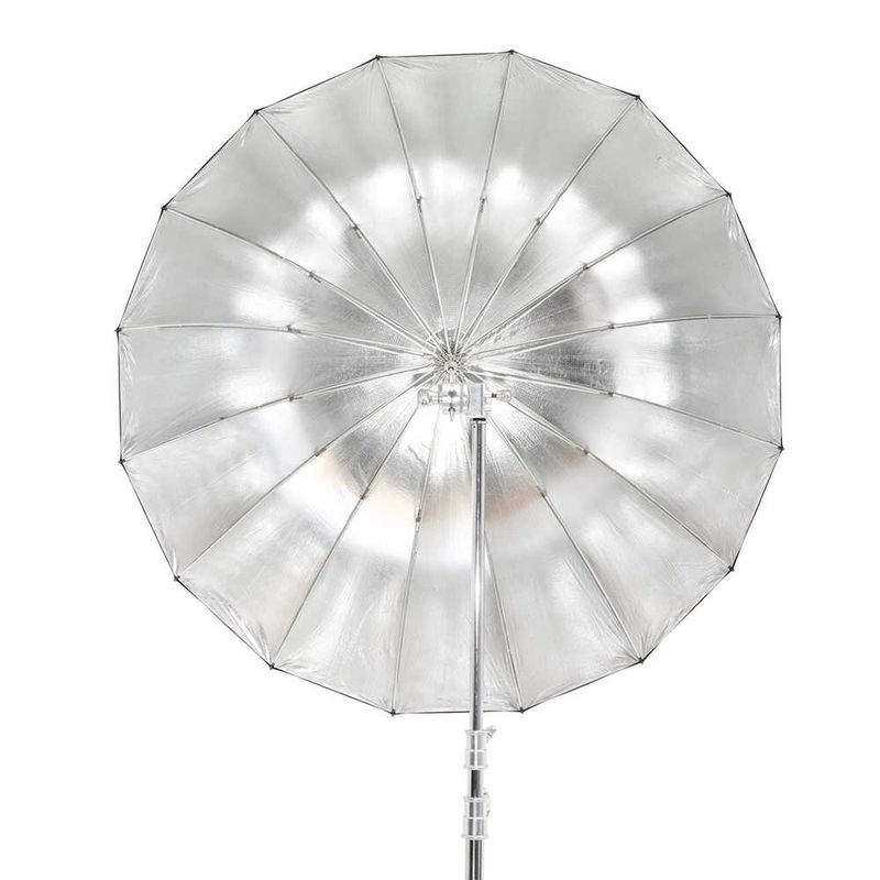 Godox-UB-165S-65-inch-165cm-Parabolic-Black-Reflective-Umbrella-Studio-Light-Umbrella-with-Black-Silver