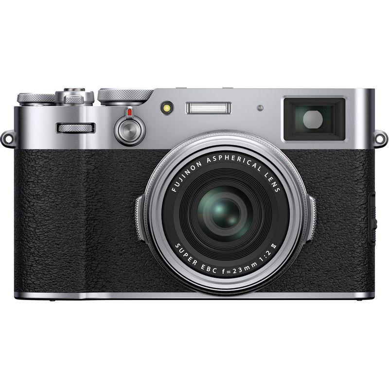 Fujifilm-Finepix-X100V-argintiu