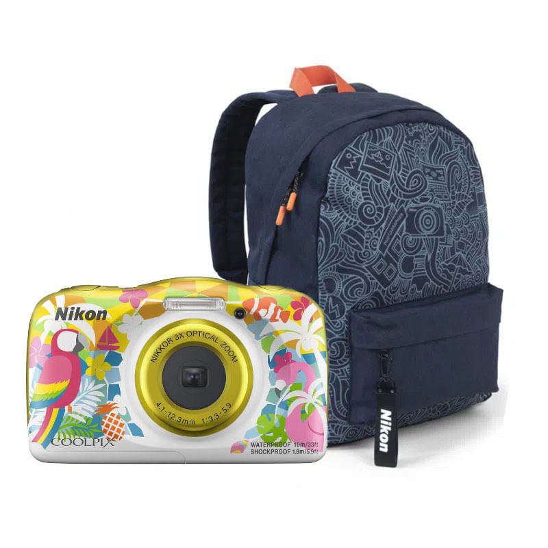 Nikon-Coolpix-W150-Aparat-Foto-Compact-Subacvatic-Hawaii