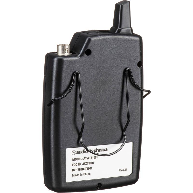 Audio-Technica-ATW-1701-Linie-Radio-Wireless-System-10.7