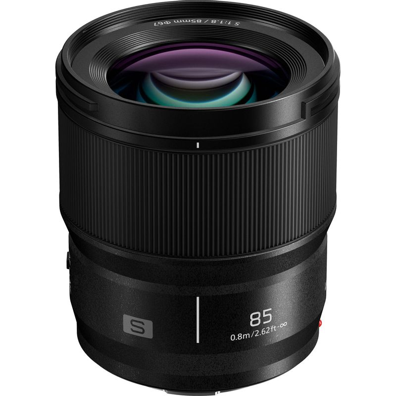 Panasonic-85mm-F1.8-Obiectiv-Foto-Mirrorless-L-mount-Full-Frame