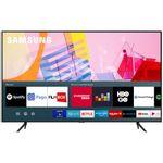 Samsung QE43Q60TA Televizor QLED Smart 108 cm 4K Ultra HD Negru