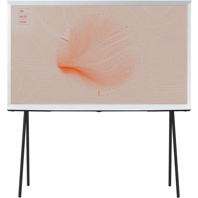 Samsung-QE49LS01TA-The-Serif-Televizor-QLED-Smart-123-cm-4K-Alb