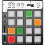 IK Multimedia iRig Pads Controller Pad USB-MIDI