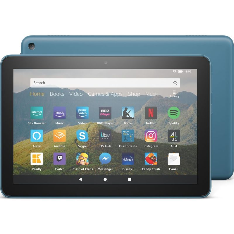 Amazon-Fire-HD-2020-Tableta-8--32-GB-2-GB-RAM-Albastru