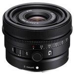 Sony 24mm Obiectiv Foto Mirrorless F2.8 G E-mount