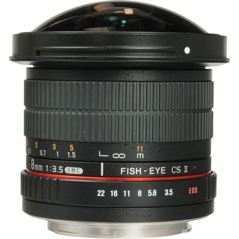 Samyang-8mm-Obiectiv-Foto-DSRL-F3.5-CS-II-Montura-Canon
