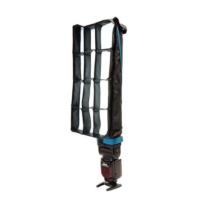 Rogue-FlashBender-2-XL-Pro-Reflector---Strip-Grid