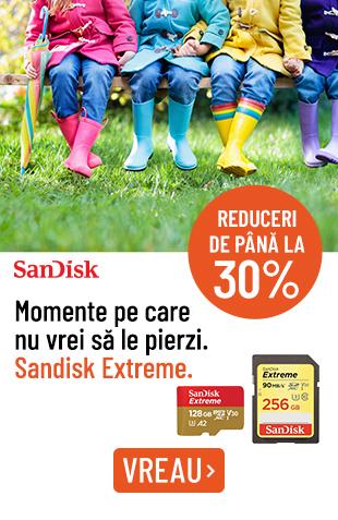 [MM] Sandisk Extreme - Momente pe care nu vrei sa le pierzi
