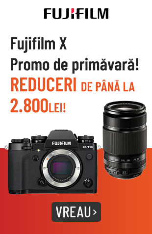 [MM] Fujifilm X Promo de primavara