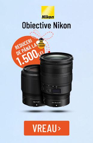 [MM]Obiective Nikon - 1.500 lei