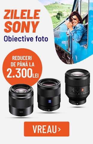 [MM]Sony Days -  Obiective