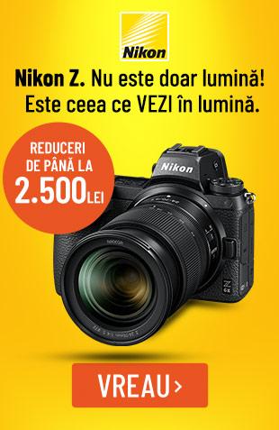 [MM] Nikon Z - Este ceea ce vezi in lumina