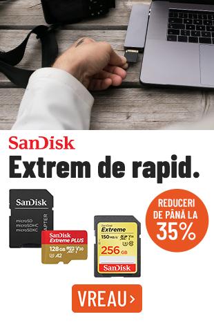 [MM] Sandisk - Extrem de rapid